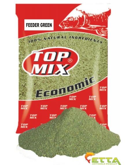 Top Mix Economic - Feeder Green 1Kg 0