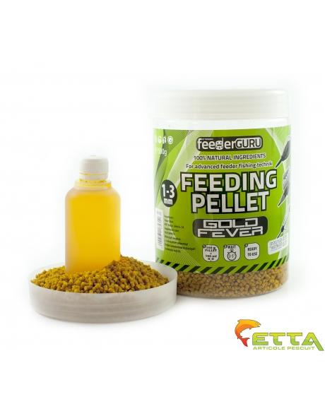Feeding Pellet Gold Fever 500g