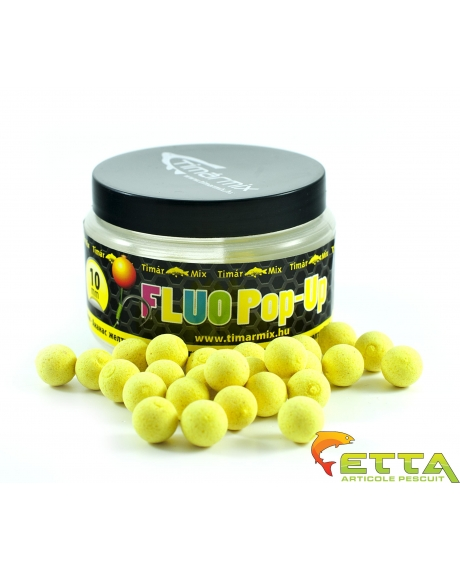 Fluo Pop Up Ananas 40g 10mm