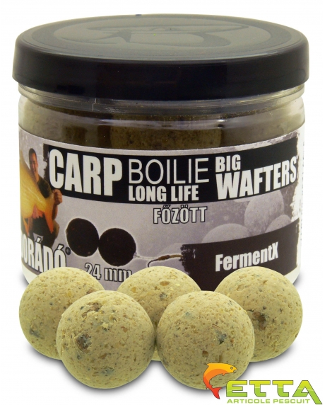 Carp Boilie Big Wafters FermentX 70g/24mm