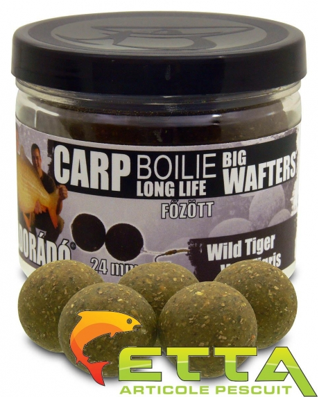 Carp Boilie Big Wafters Wild Tiger 70g/24mm 0