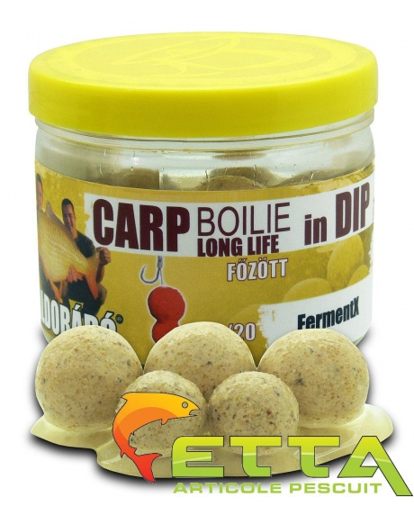 Carp Boilie In Dip FermentX 100g/16-20mm
