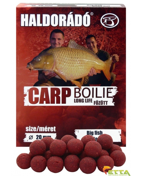 Carp Boilie Long Life Big Fish 800g/20mm