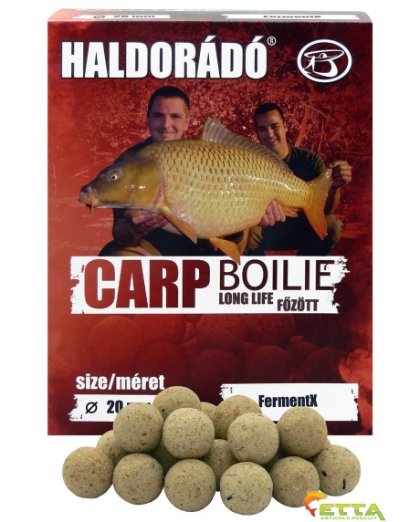 Carp Boilie Long Life FermentX 800g/20mm