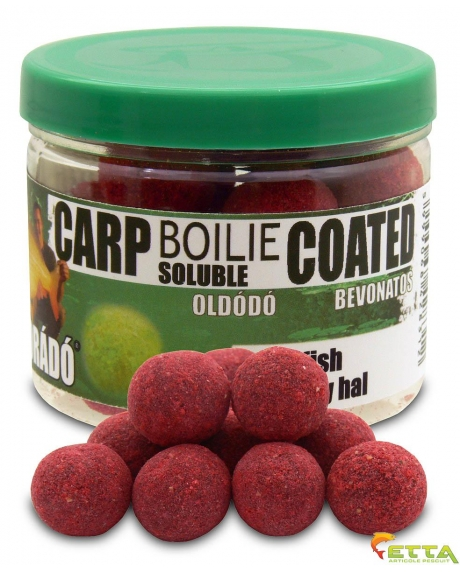 Carp Boilie Soluble Coated Big Fish 70g/18mm
