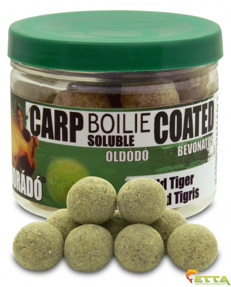 Carp Boilie Soluble Coated Wild Tiger 70g/18mm