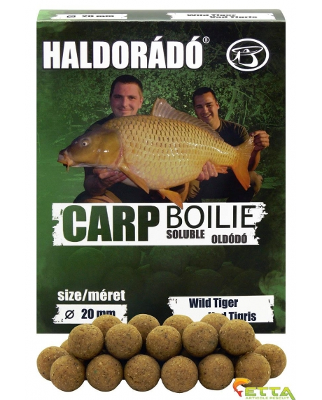 Carp Boilie Soluble Wild Tiger 800g/20mm