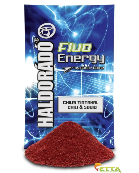 Fluo Energy Chili&Squid 0.8Kg