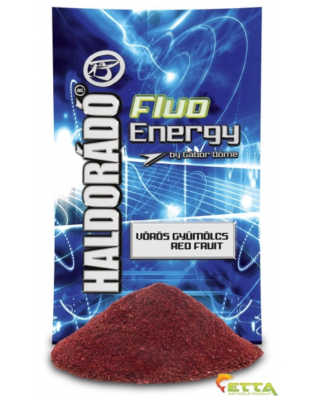 Fluo Energy Red Fruit 0.8Kg