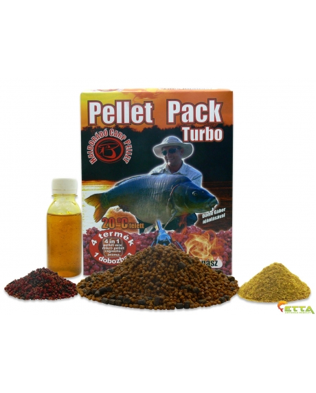 Pellet Pack Turbo Ananas Dulce 1.1Kg