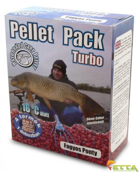 Pellet Pack Turbo Crap Apa Rece 1.1Kg 0