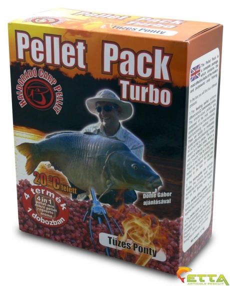 Pellet Pack Turbo Crap Apa Calda 1.1Kg