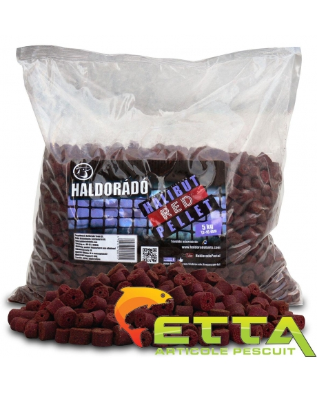 Red Halibut Pellet 5kg / 12-16mm