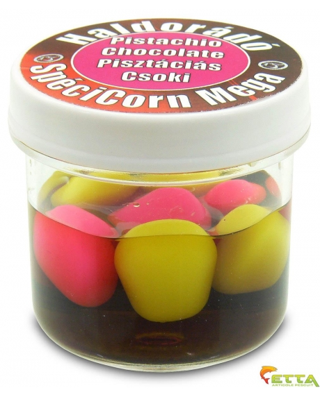 SpeciCorn Mega - Fistic Ciocolata 8boabe/cutie 0