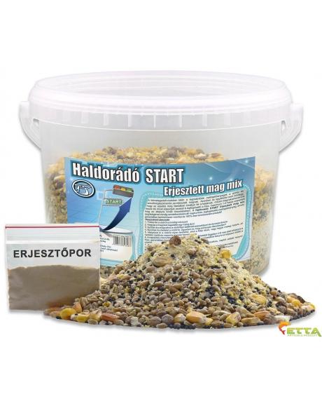 Mix Start Pack - seminte fermentate- galeata 2kg 0