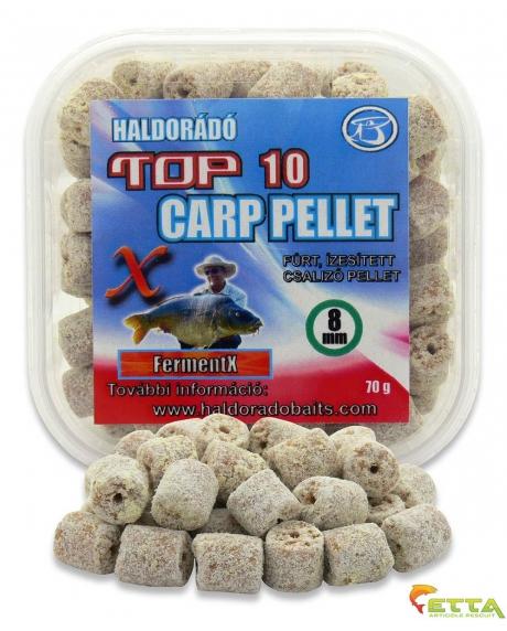 Top 10 Carp Pellet FermentX 70g 0