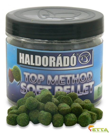 Top Method Soft Pellet Green Pepper 80g