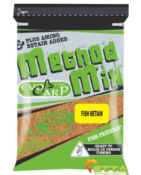 Method Mix Fish Betain 1Kg