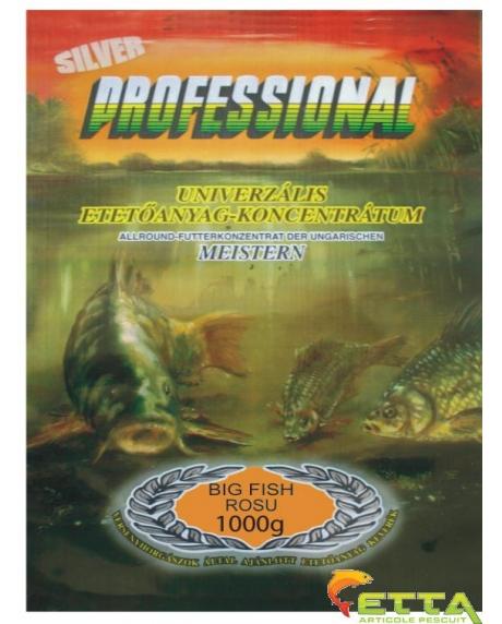 Silver Big fish rosu 1Kg