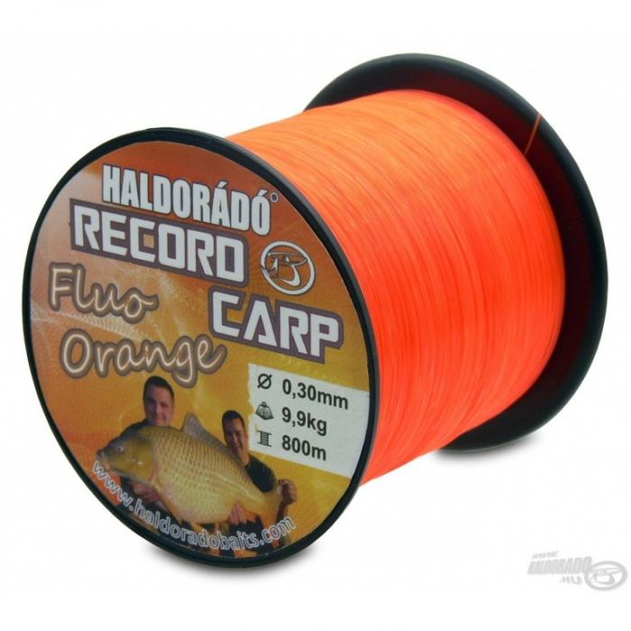 Record Carp Fluo Orange 0,30mm/800m - 9,9kg