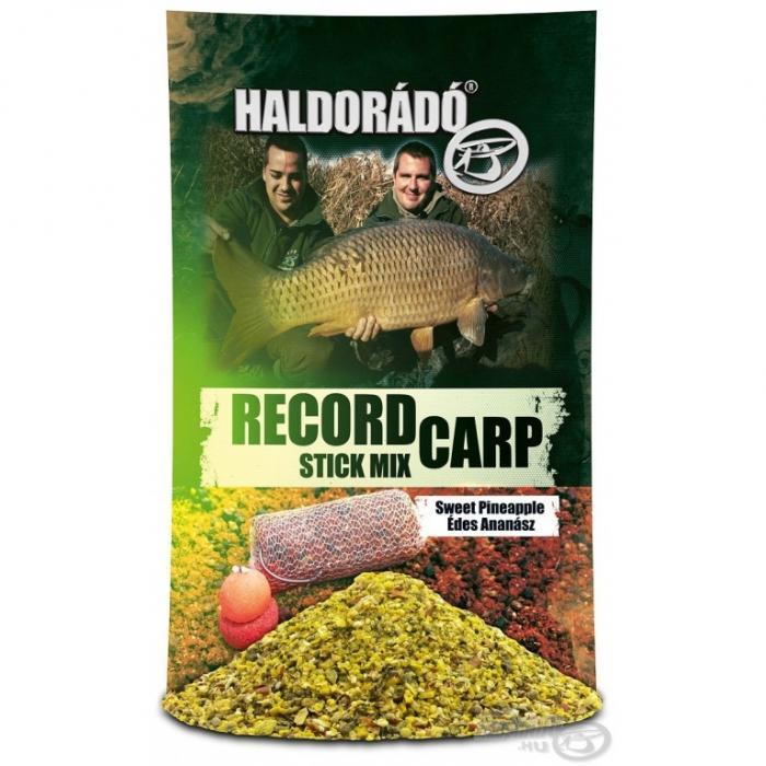 Record Carp Stick Mix - Sweet Pineapple 0.8Kg 0
