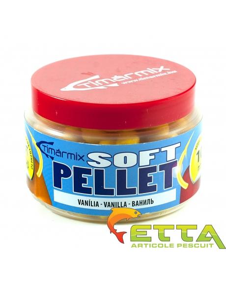 Fluo Soft Pellet Vanilie 50g 8mm